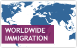 worldwide immigration